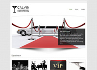 Calvin Speakeasy Homepage