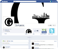 the G agency Facebook Page
