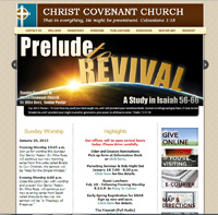 Christ Covenant Homepage Top