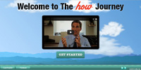 The How Jounrey Homepage